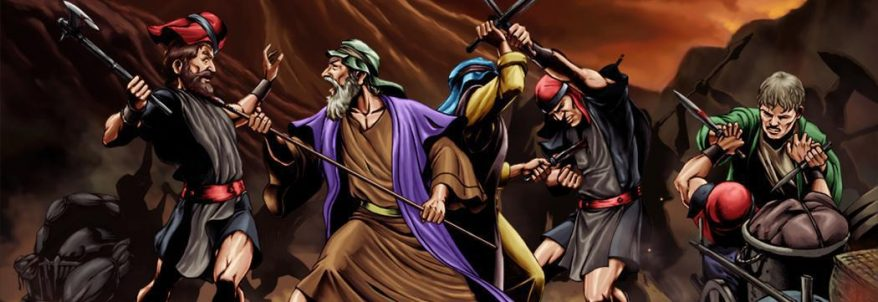 Bible Chronicles: Call of Abraham