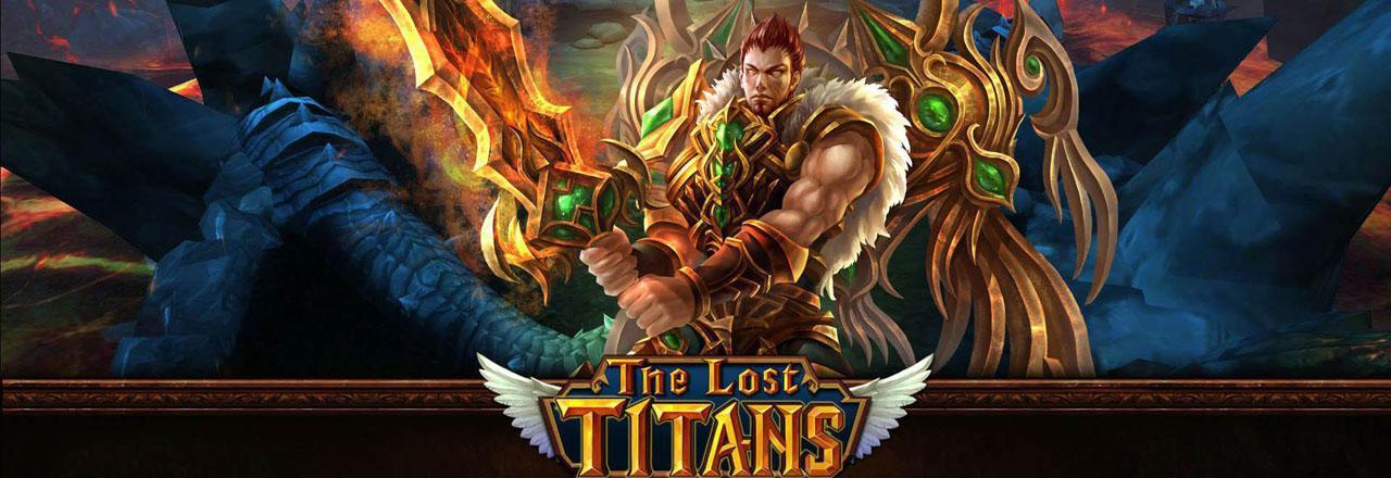 The Lost Titans