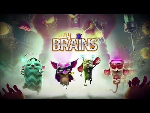 Tiny Brains primește trailer pentru noul update