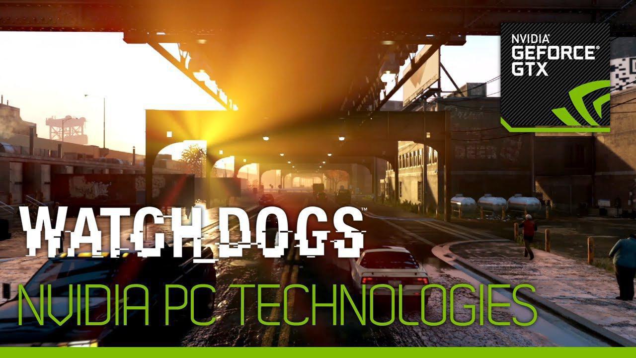 Trailer de prezentare a tehnologiei Nvidia din Watch Dogs