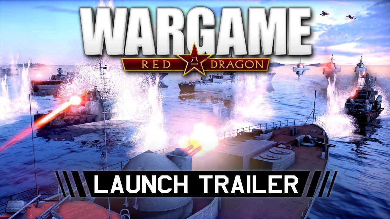 Wargame: Red Dragon primește trailer de lansare