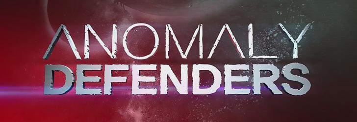Anomaly Defenders este astăzi 29 Mai lansat pe PC și Mac