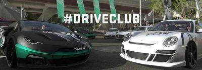 Abonații PS Plus vor primi 10 masini și 5 circuite în DriveClub