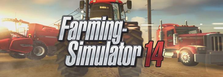 Farming Simulator 2014 va fi lansat în Iunie