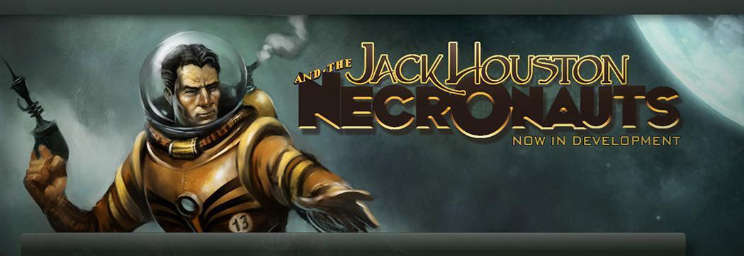 Jack Houston and the Necronauts