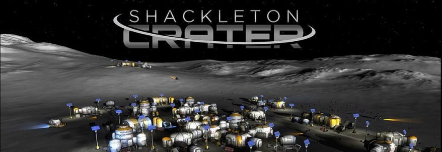 Shackleton Crater