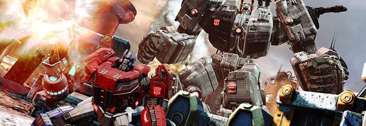 Transformers: Rise of the Dark Spark va fi lansat pe 27 Iunie