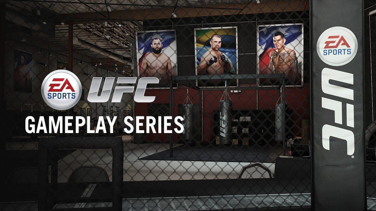 EA Sports UFC primește gameplay trailer ce prezintă extins modul carieră