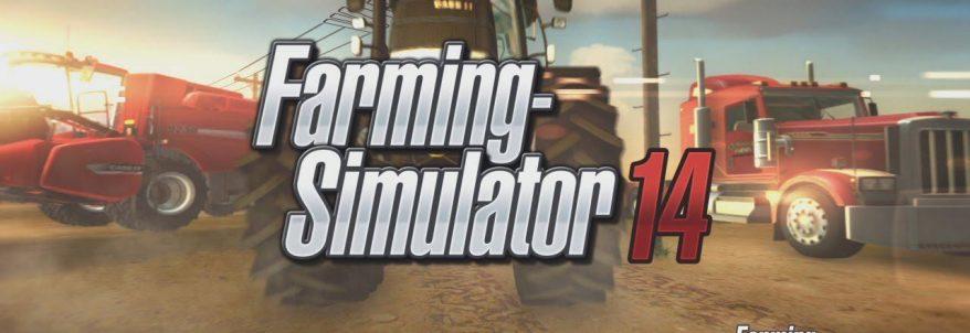 Farming Simulator 2014 - Teaser