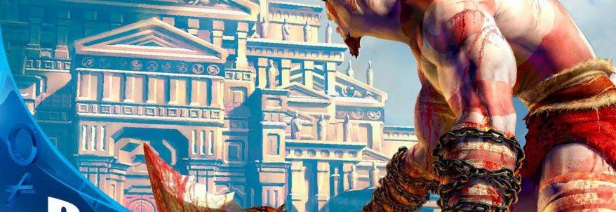 God of War Collection primește trailer de lansare pentru PS Vita