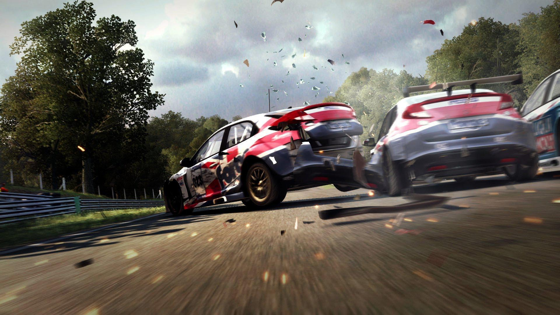 GRID Autosport primește trailer dedicat turneelor