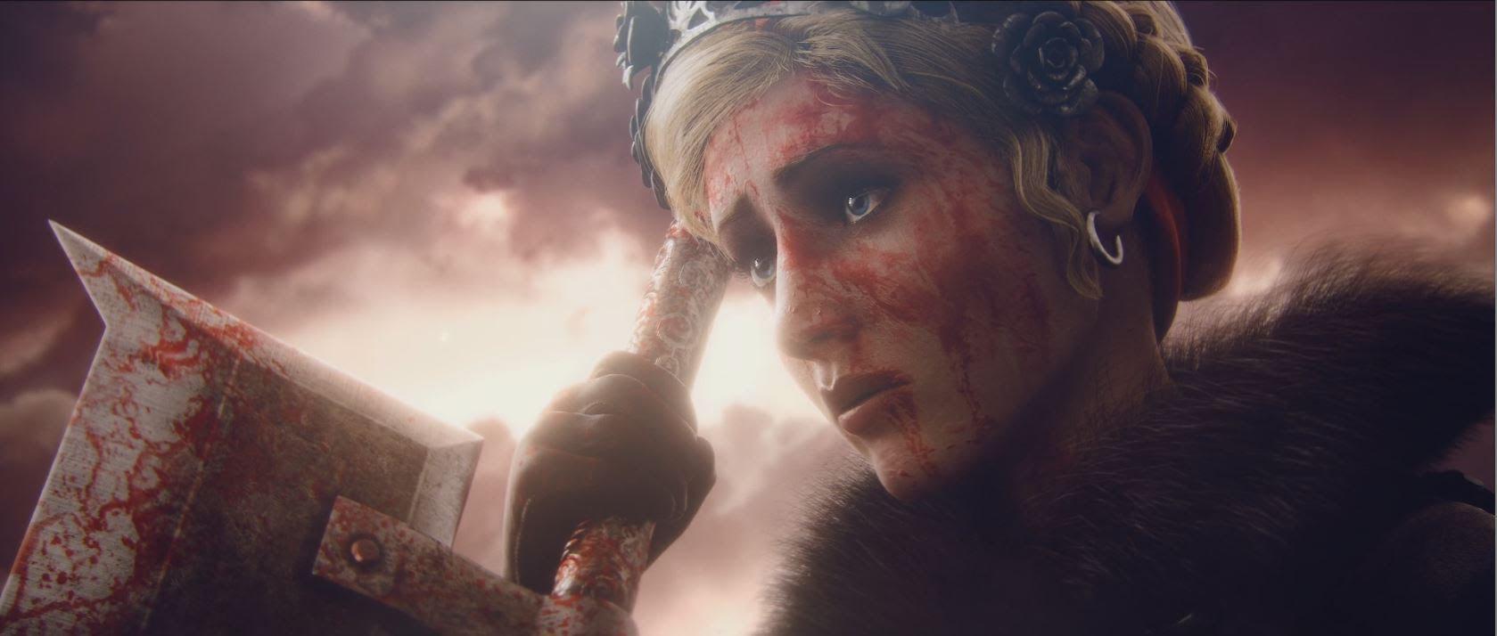 Trailer de anunțare pentru BattleCry