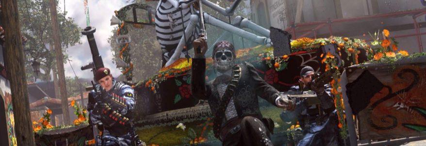 Trailer de prezentare pentru DLC-ul Call of Duty: Ghosts Invasion