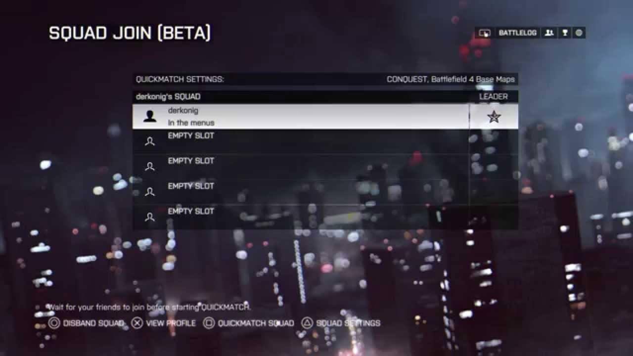 Trailer pentru Battlefield 4 ce prezintă echipele din multiplayer