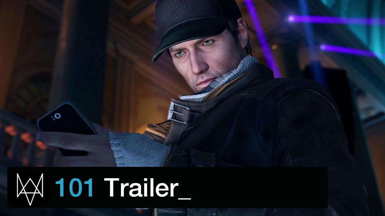 Watch Dogs primește trailer de prezentare a jocului