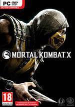 Mortal Kombat X Coperta