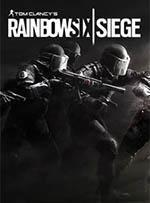 Tom Clancys Rainbow Six Siege Box Art