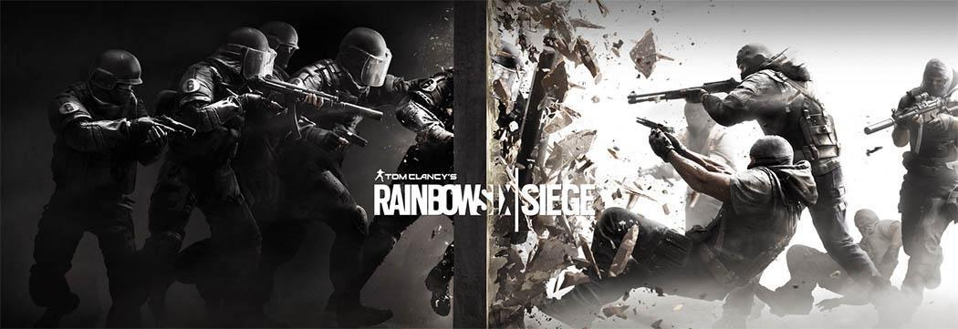������ ����� �� ���� ������������ Rainbow Six Siege
