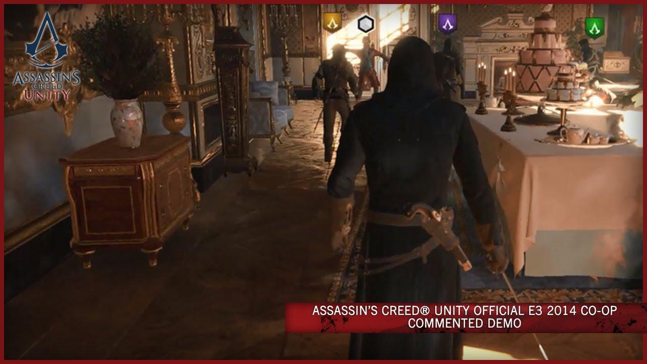 Assassin's Creed: Unity primește demonstrație în cadrul E3 2014