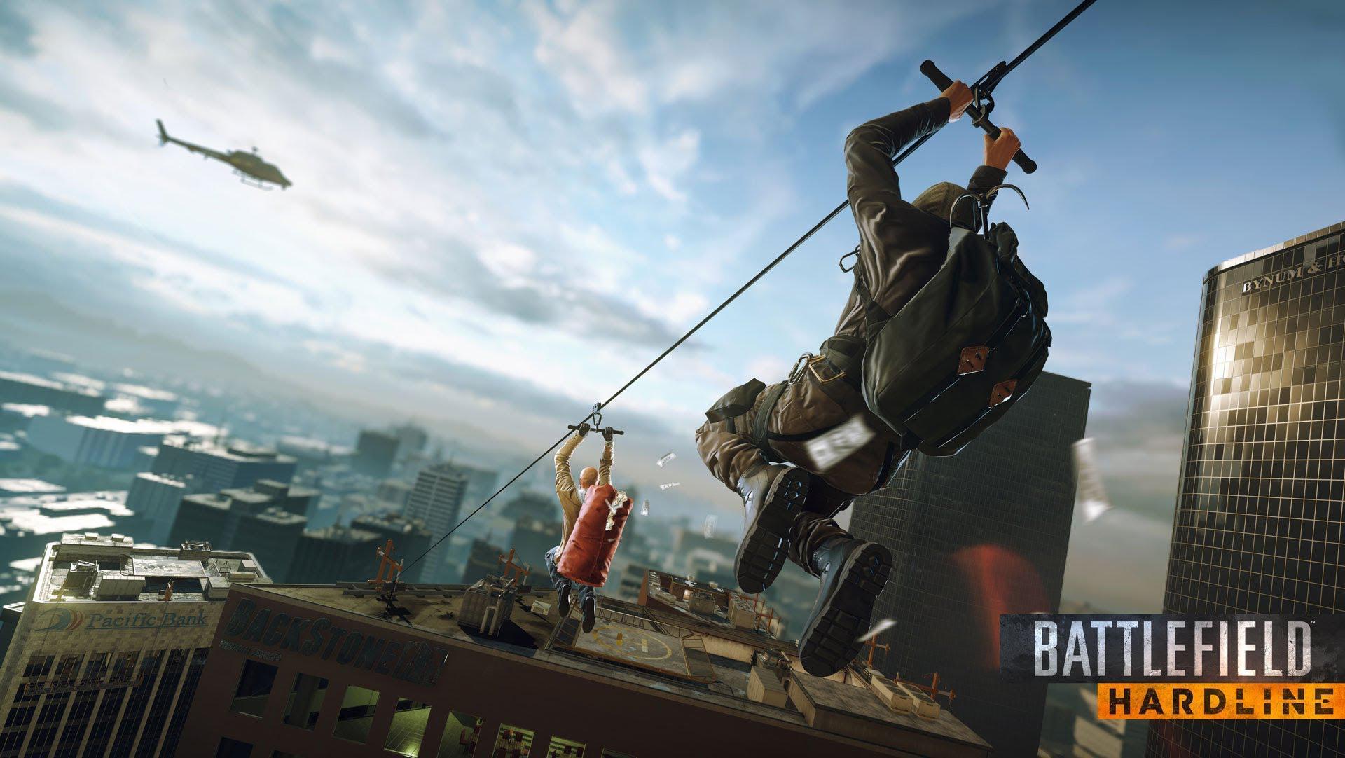 Battlefield Hardline primește gameplay în multiplayer la E3 2014
