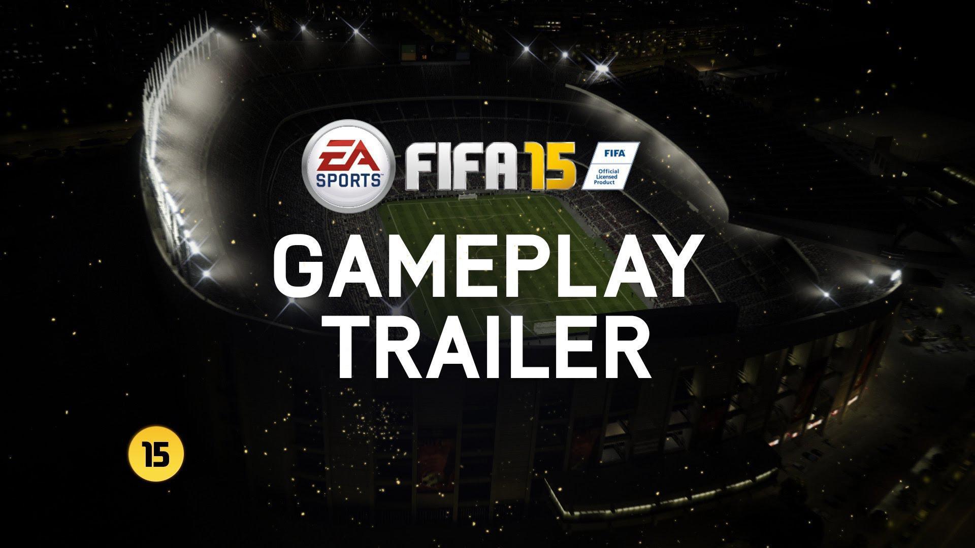 FIFA 15 primește primul trailer în cadrul E3 2014