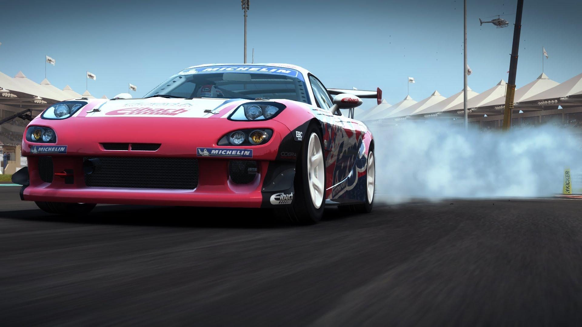 GRID Autosport primește trailer ce prezintă drifturile spectaculoase