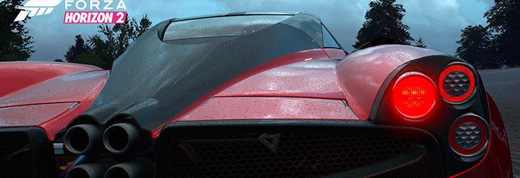 Forza Horizon 2 100 cars