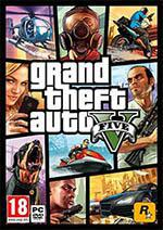 Grand Theft Auto V Box Art