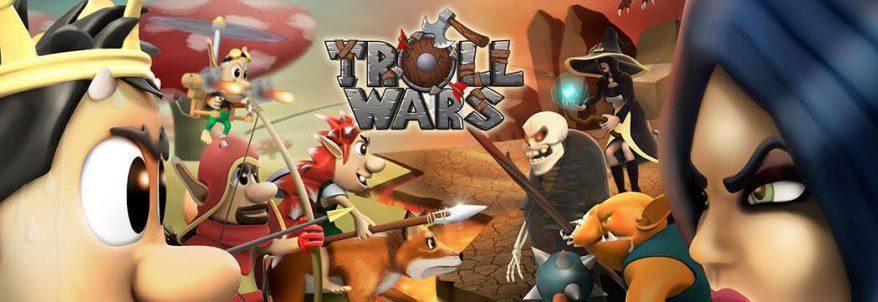 Hugo Troll Wars