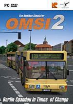 OMSI 2 The Omnibussimulator Box Art