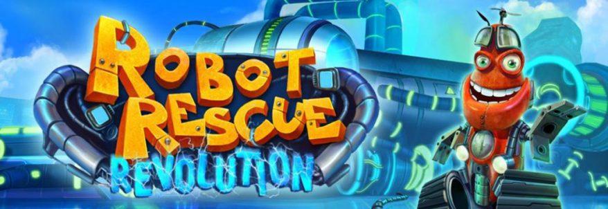Robot Rescue: Revolution