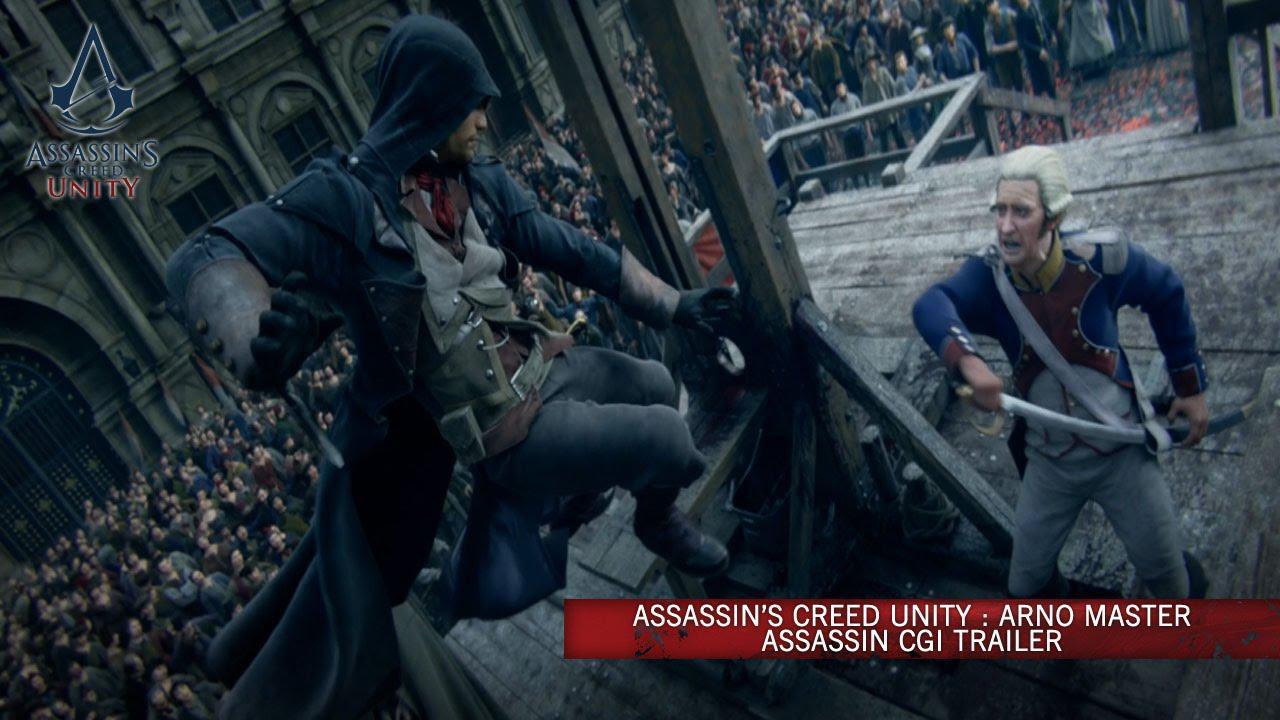 Assassin's Creed: Unity primește trailer ce o prezintă pe Elise