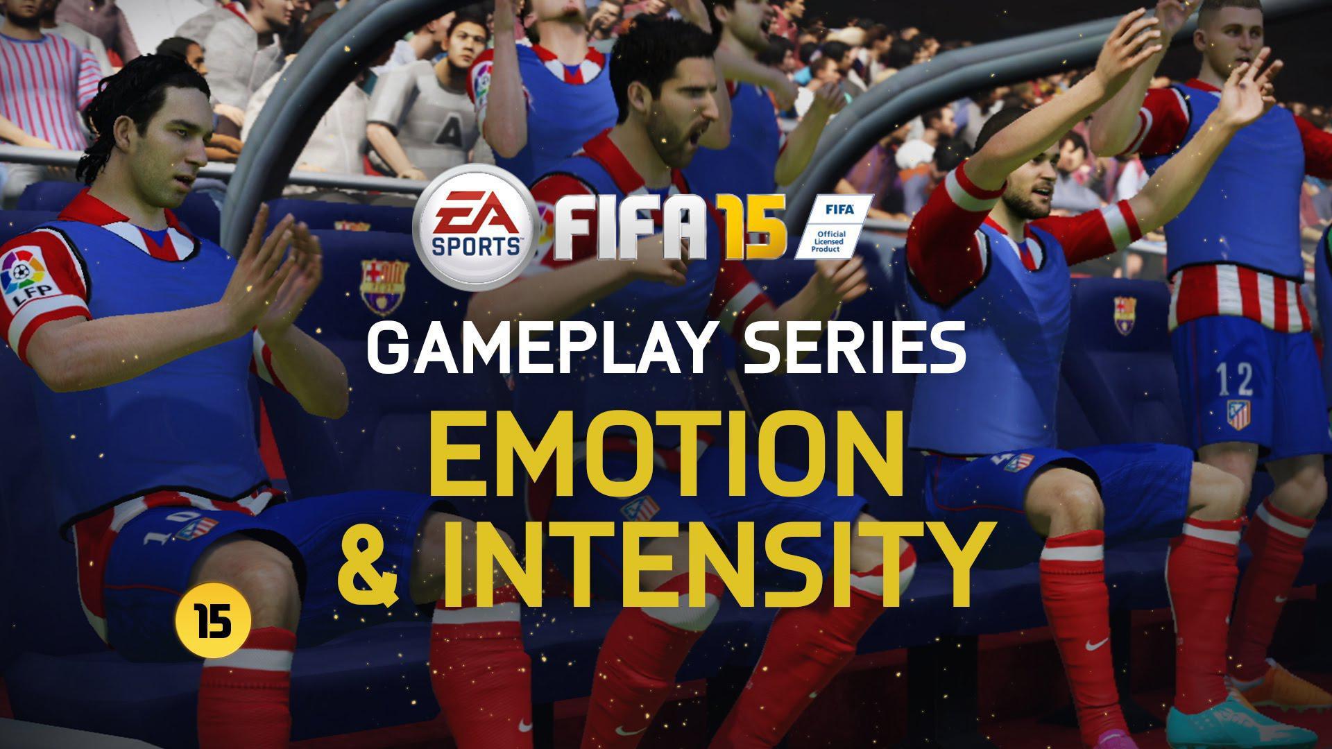 FIFA 15 primește trailer ce prezintă emoția și intensitatea jocului