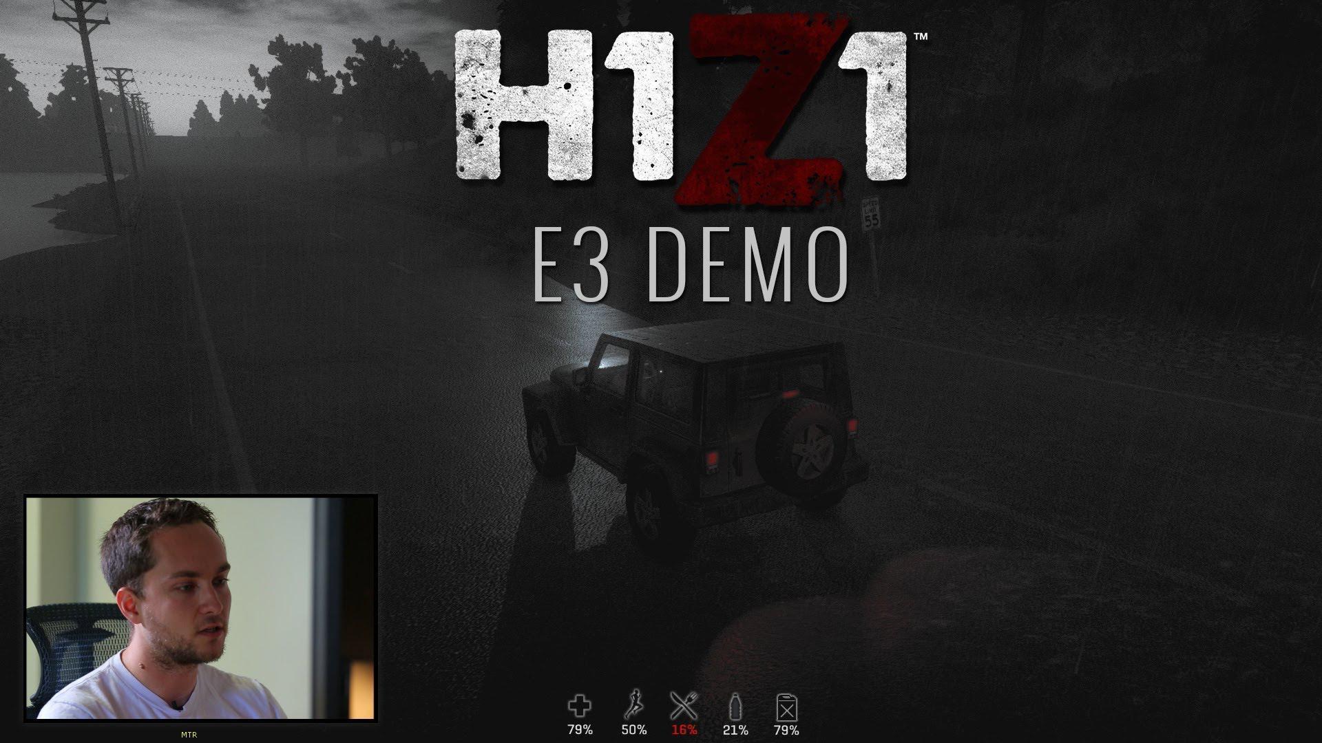 H1Z1 primește videoclip demonstrativ