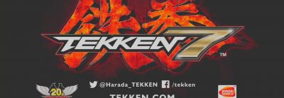 Tekken 7 a primit trailer de anunțare