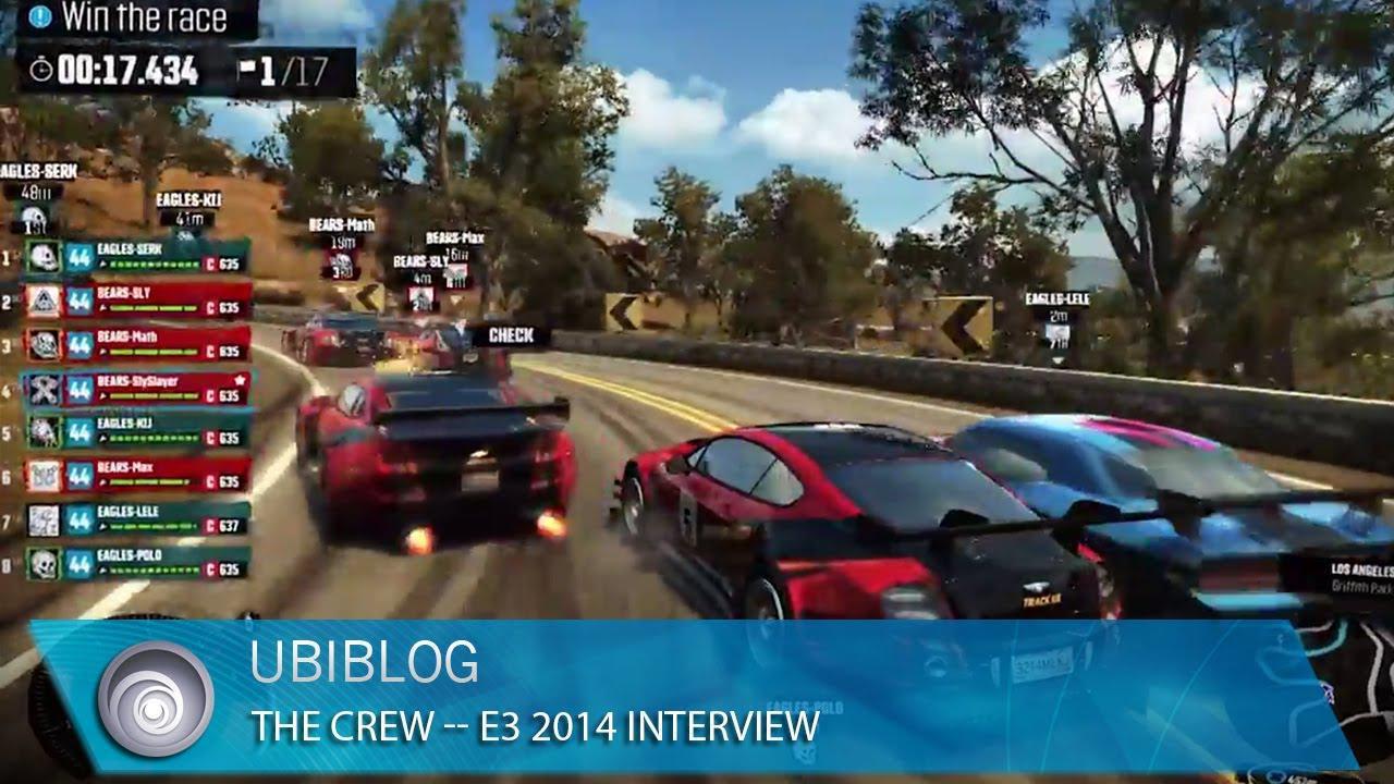 The Crew primește videoclip ce anunță începerea testării beta pe PC