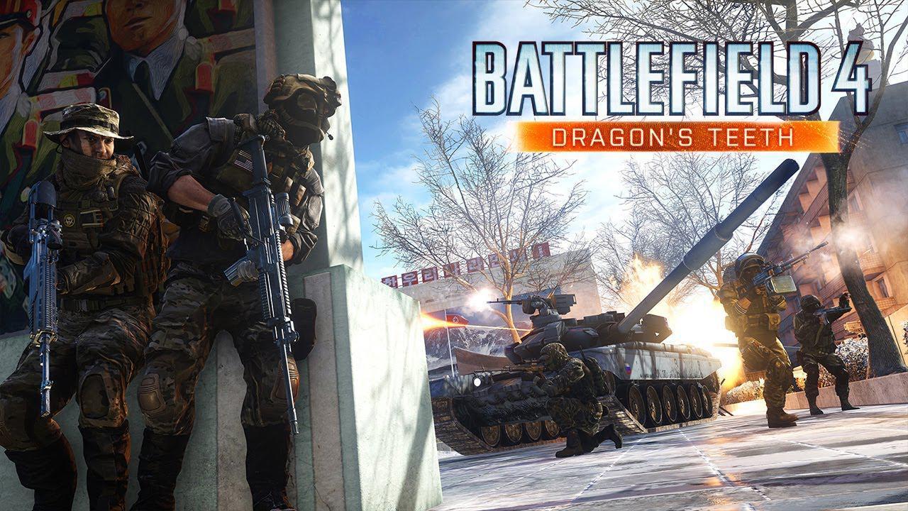 Trailer pentru Battlefield 4: Dragon's Teeth
