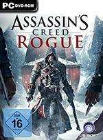 Assassins Creed Rogue  PC Box Art