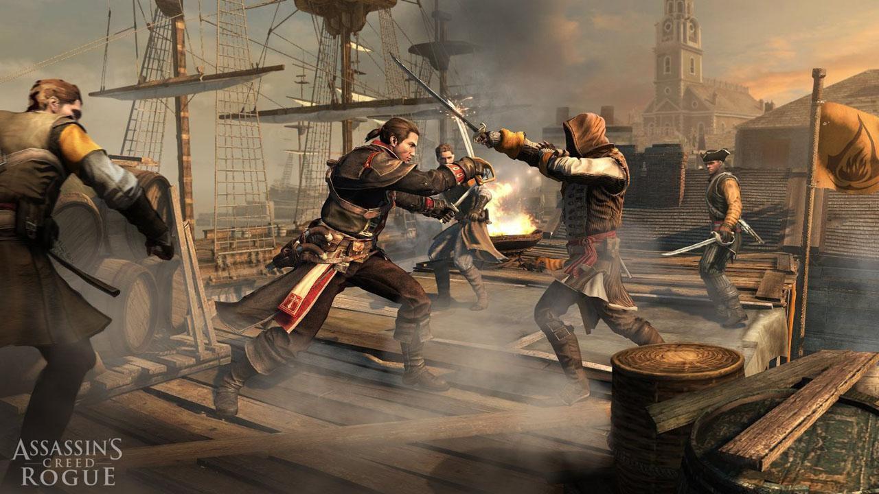 Imagini Assassin's Creed: Rogue