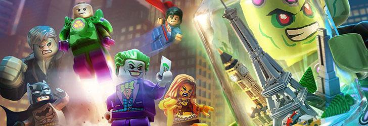 LEGO Batman 3 Beyond Gotham November 2014