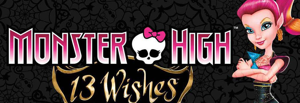 Lagoona in 13 Wishes - Monster High - Dress Up Games