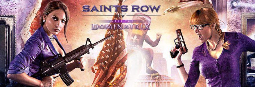 Saints Row 4: Enter the Dominatrix