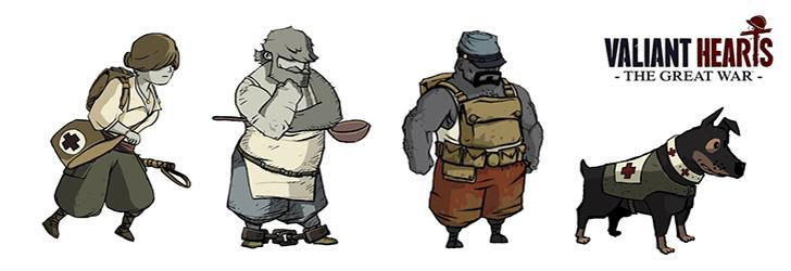 Valiant Hearts: The Great War Review Română