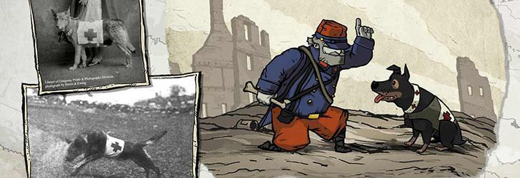 Valiant Hearts: The Great War va fi lansat pe iOS în Septembrie