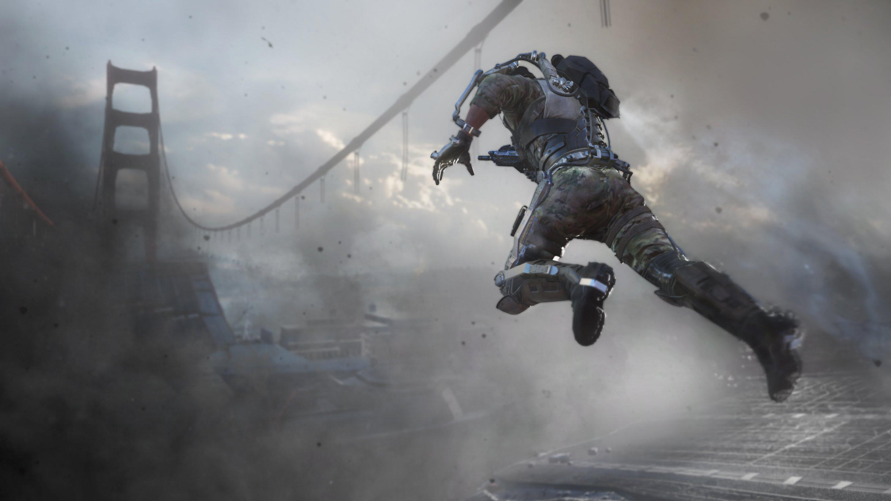 Call of Duty: Advanced Warfare primește trailer pentru campania single player
