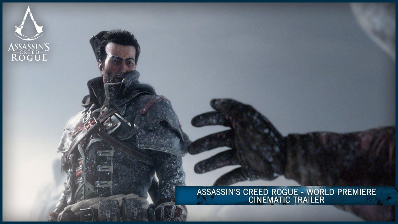 Assassin's Creed: Rogue anunțat oficial de Ubisoft
