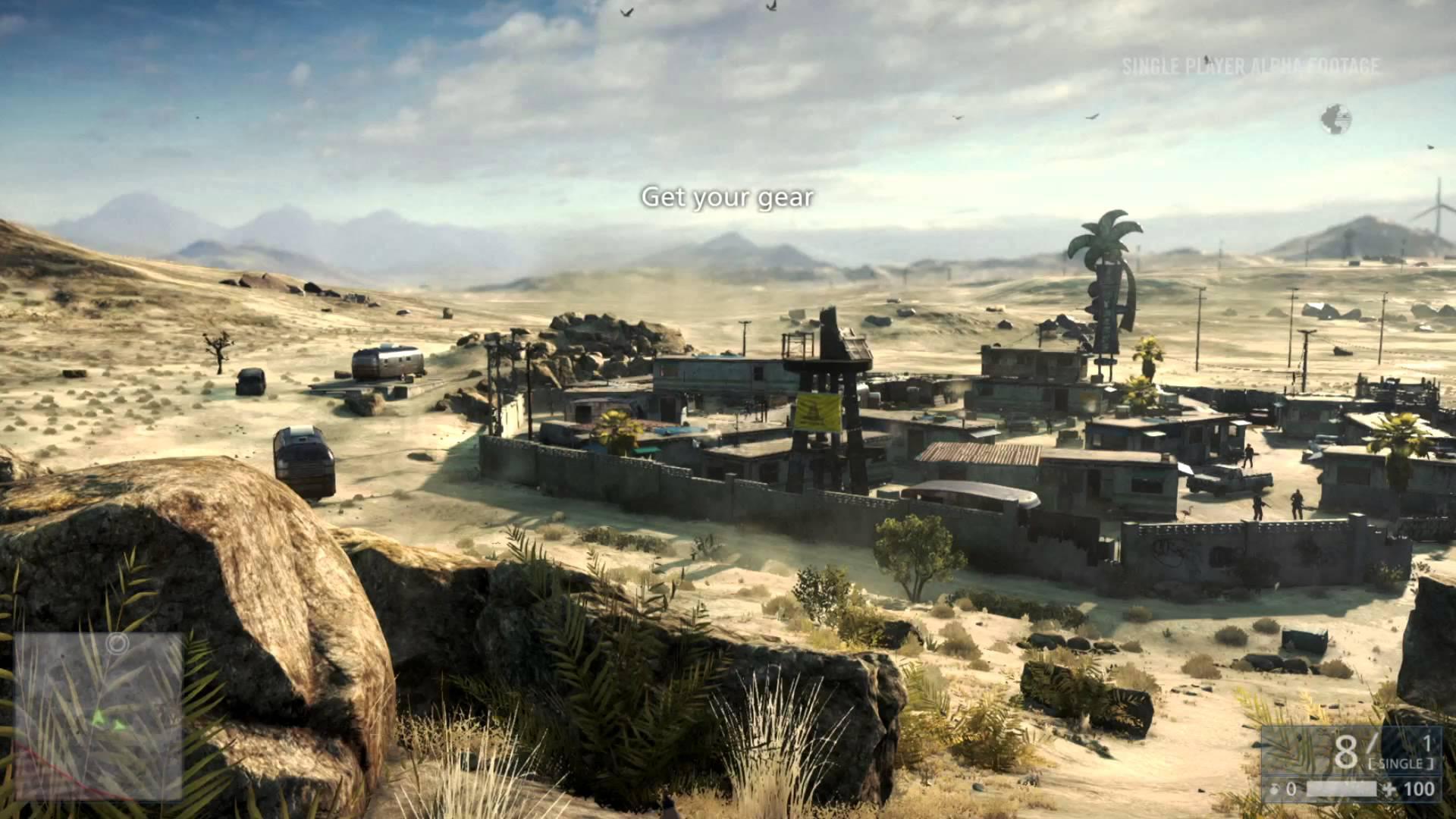 EA ne oferă 12 minute din campania single player din Battlefield Hardline