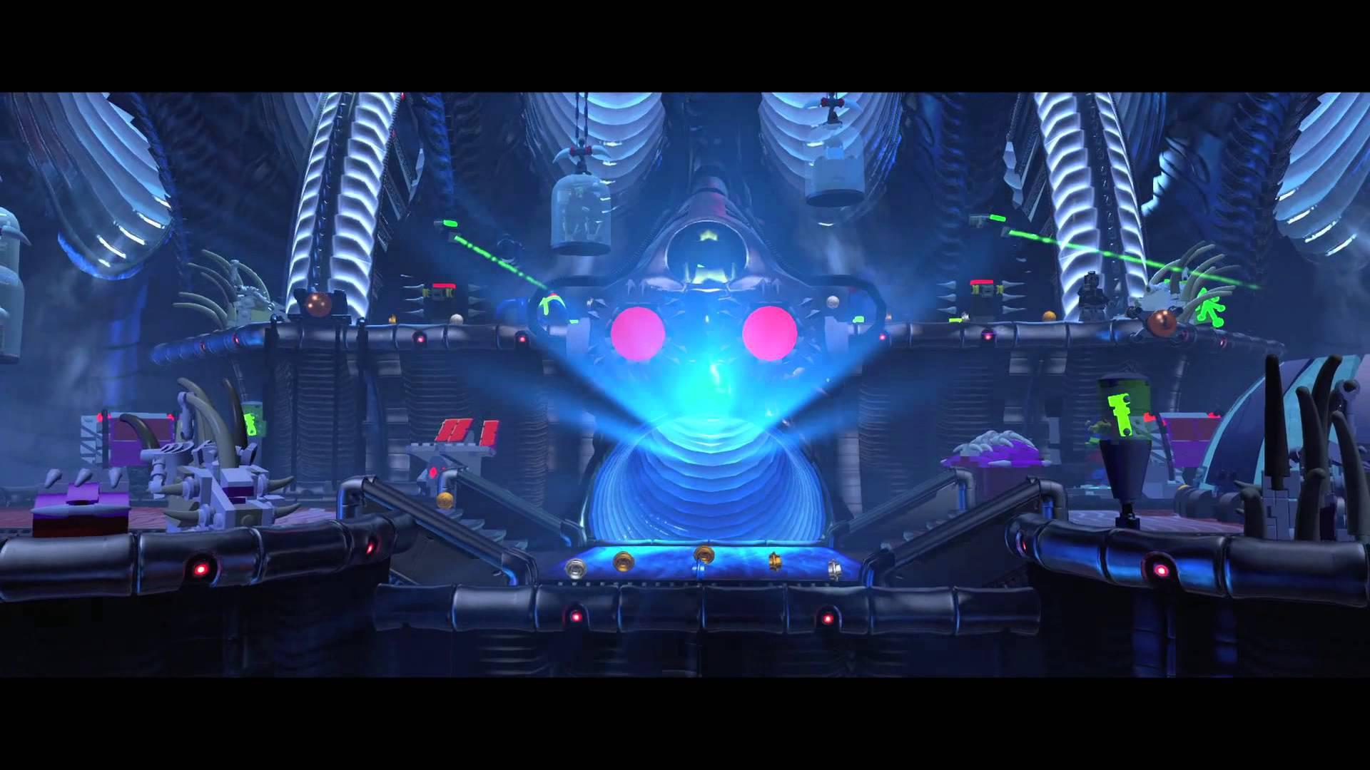 LEGO Batman 3: Beyond Gotham primește trailerul Brainiac