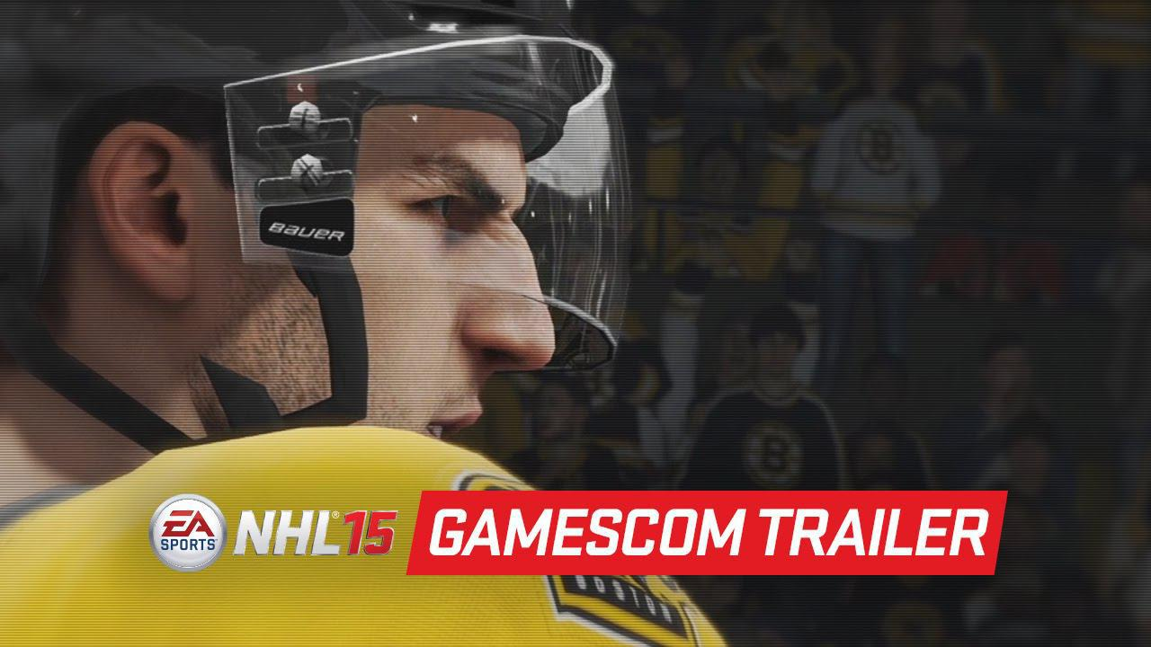 NHL 15 primește gameplay trailer la Gamescom 2014