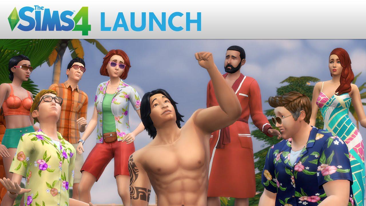 Trailer de lansare pentru The Sims 4